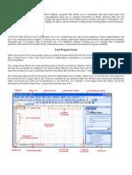 Microsoft Excel - Intro