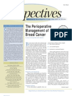 Perioperative (Breast Cancer)