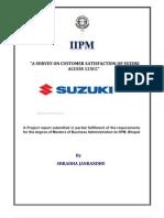 Suzuki Project New
