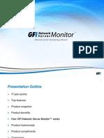 GFI Network Monitoring PPT