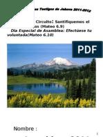 Librito as.circuito y Dia Especial 2011-2012
