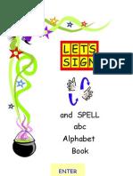 Deaf Sign ABC Demo