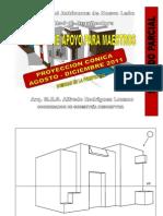 CUADERNO PROY CONICA 2012 ----PERSPECTORAMA---