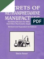 Secrets of Methamphetamine Manufacture - Uncle Fester
