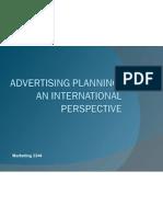 International IBP Planning