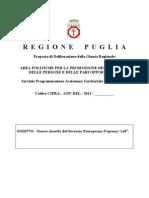 Delibera Regionale Del 24.6. 2011 Nuovo Assettto 118