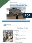 OCHA Power Point on Gaza - January 2011