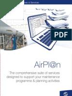Brochure Airplan
