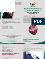 Cardiovascular Disease Brochure