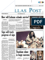 The Dallas Post 05-06-2012