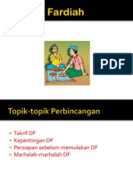 Slide Dakwah Fardiah