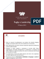 Rugby e Management