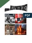 List of Social Evils in Pakistani Society