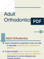 Adult Orthodontics - Copy