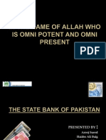 Presentation of State Bank Pakistan