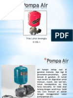 ----- Pompa Air Power Point -------------------------