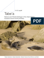 Nature & World Heritage in the Arab States, Tabe'a, 9 June 2011