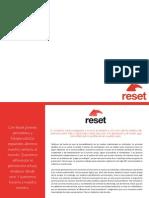 Manifiesto Reset