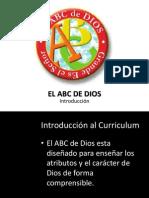 EL ABC DE DIOS introducción