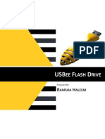 Us Bee Flash Drive Presentation