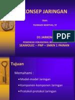Konsep Jaringan -D1PvbJarkom