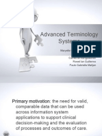 Advanced Terminology Systems PPT