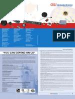 OSI Op to Electronics Catalog
