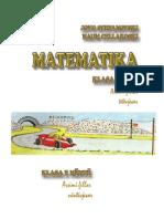 Matematika 8 Alb