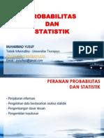 01-Probabilitas Dan Statistik