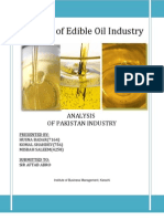 Edible Oil Industry[1]