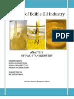 Edible Oil Industry[1]