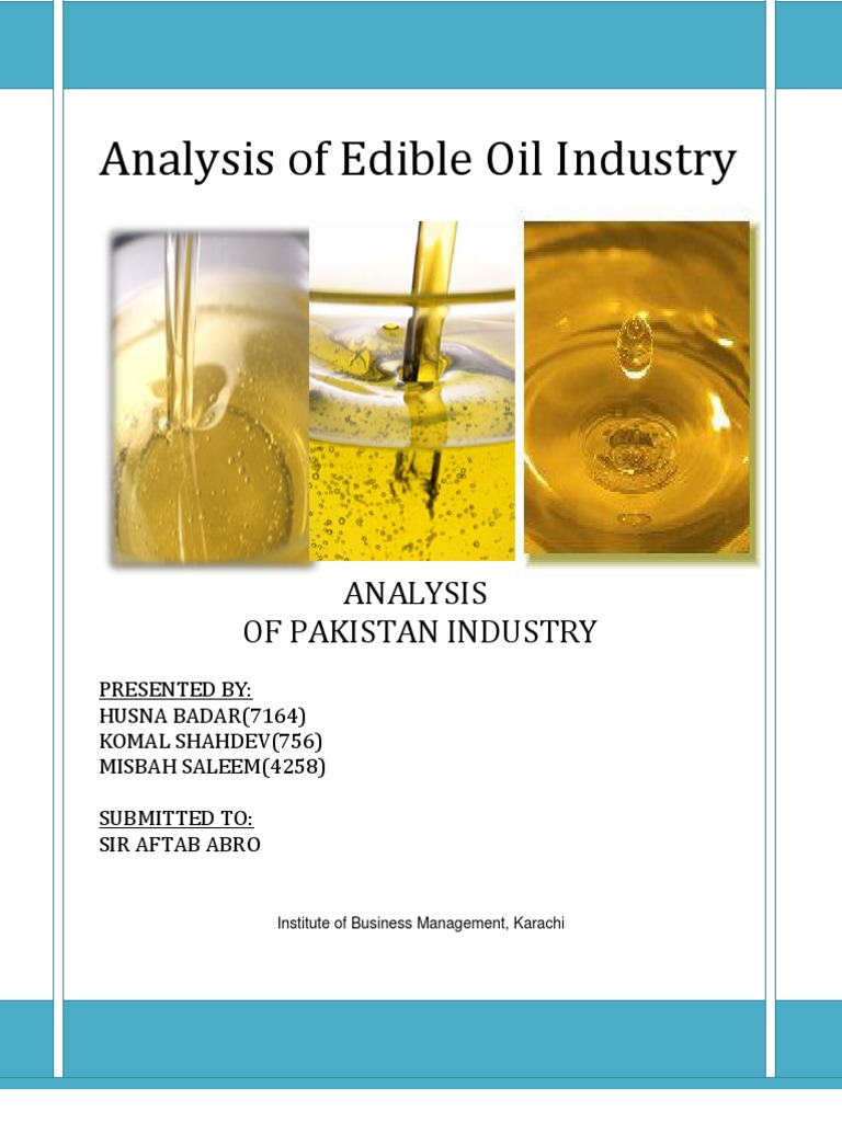 history of edible oil Home » our business » tropical oils » manufacturing » tropical oils products our tropical oils, and related products have a number of important edible and industrial applications in many industries including food manufacturing, cosmetic and pharmaceutical industries as well as the biodiesel sector.