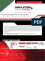 Military Simulation & Training India_Brochure_21-22June2012_New Delhi