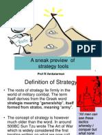3.Straegic Tools