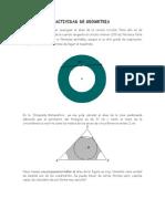 Geometria Perimetro y Area