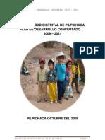 PDC Pilpichaca.