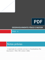 TPOD A5 Desenvolvimento físico e motor