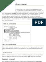 Añadir repositorios externos - Guía Ubuntu