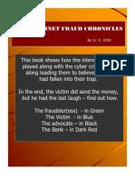 Internet Fraud Chronicles