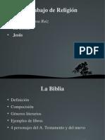 Trabajo Religion