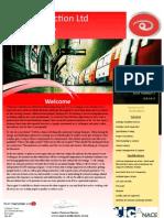 Paint Inspection Ltd Newsletter Spring 2012
