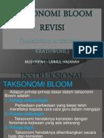 Taksonomi Revisi