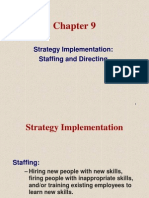 Strategy Implement at Ing 1