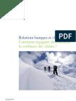 Deloitte Etude 2011 Relations Banques-clients