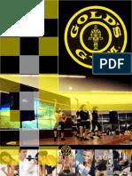 Company Profile Gym