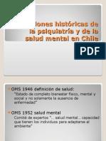 Dimensiones Histricas de La Psiquiatra y de La