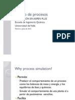 Diseño de procesos-Aspen