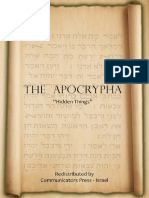 Apocrypha eBook