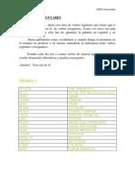 verbos regulares por módulos
