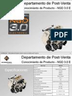 Presentación NGD3.0E2524- Conocimiento de Producto
